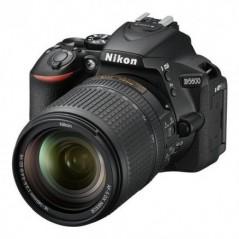 Nikon D5600 DX-format Digital SLR w/ AF-S DX NIKKOR 18-140mm f/3.5-5.6G ED VR