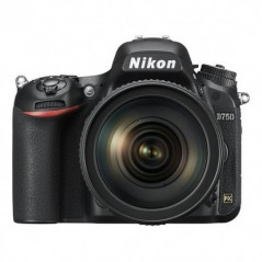 Nikon D750 FX-format Digital SLR Camera w/ 24-120mm f/4G ED VR