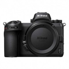 Nikon Z7 Mirrorless Digital Camera with FTZ Mount Adapter Kit (International Model)
