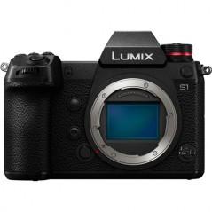 Panasonic Lumix DC-S1E-K Mirrorless Digital Camera (Body Only)