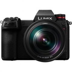Panasonic Lumix DC-S1RME-K Mirrorless Digital Camera with 24-105mm Lens