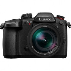 LUMIX GH5M2 Compact Mirrorless Camera with FS12060 Lens