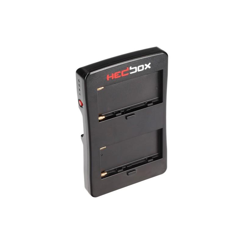 Hedbox Power V-Lock Plate Dual L-Series